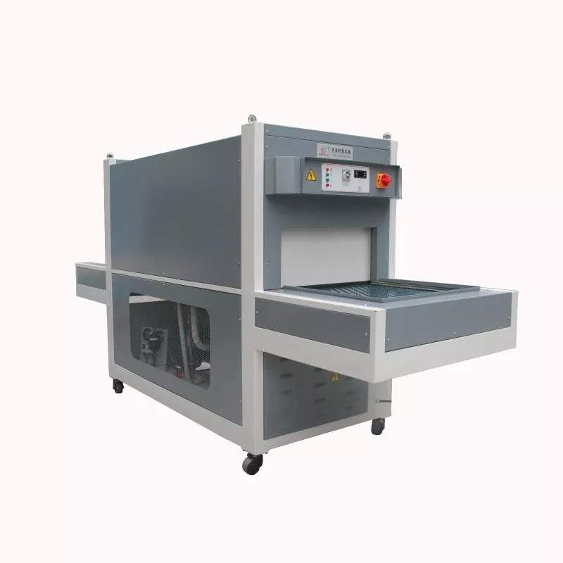 Rapid freezer - yutai shoes machine