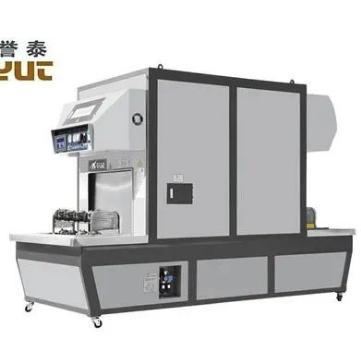 【YT-103A电脑通道式真空加硫机】 采用德国节能系统,性能稳定