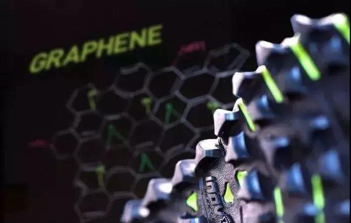 Graphene is a new application of shoe line, do you have a careful look at the shoes