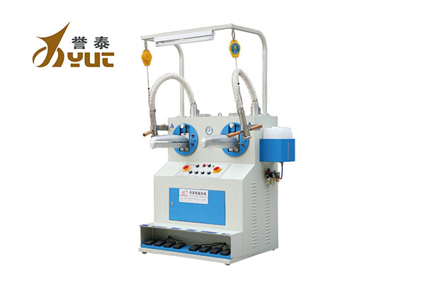 | vacuum sulphur adding machine | shoe machine