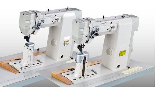单针罗拉车缝纫机