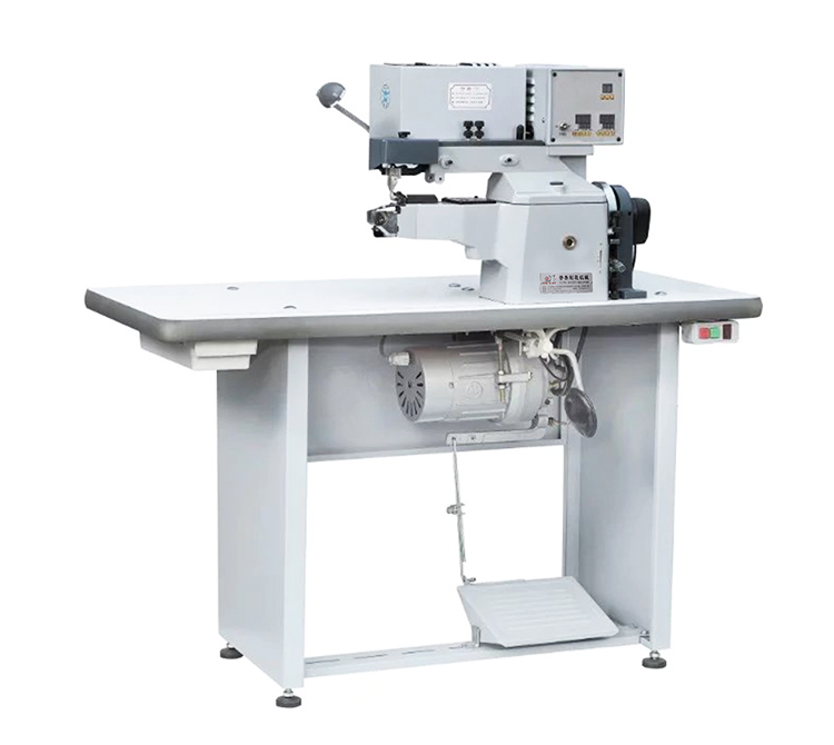 Ds-701-1a automatic gluing middle bottom binding machine