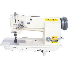 恒联针车飞缝牌高品质FS-4420双针总合送平车(大釜),工业缝纫机,筒型缝纫机自产自销,质量保证