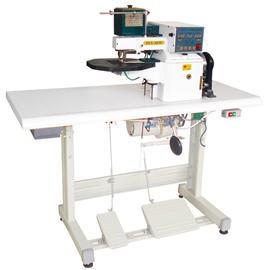 恒联飞缝牌电子自动上胶折边机FS-8001,新品热卖厂家直销工业缝纫机,罗拉车品质保证