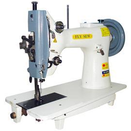恒联飞缝牌FS-1800单针上下送平车(极厚物料之车缝),大底修边机专业生产,工业缝纫机自产自销