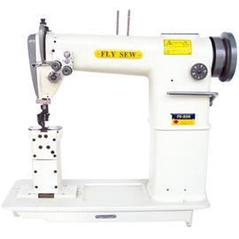 恒联飞缝厂家供应专业鞋机产品FS-820双针高头车,工业缝纫机价格优惠