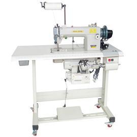 恒联针车专业生产飞缝FS-3811B自动加油鞋头缩缝车,工业缝纫机,罗拉车厂家供应