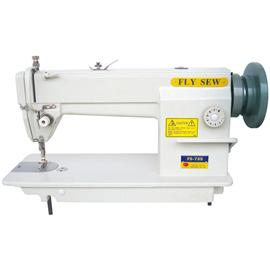 Flysew FS-735 Single Needle General Sewing Machine factory directly sale
