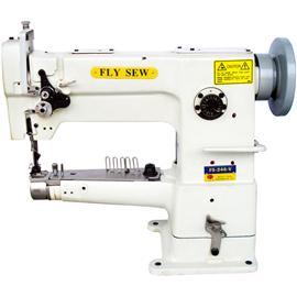 恒联针车飞缝牌耐用FS-246V单针总合送筒型车(水平式下送),工业缝纫机,筒型缝纫机厂家直销,品质保证