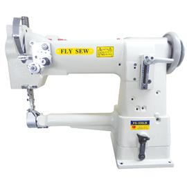 恒联自产自销优质FS-335LB单针总合送筒型车,工业缝纫机