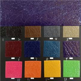 Superfine fiber reinforced PU leather 038