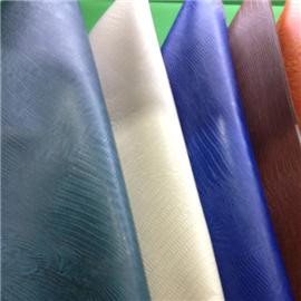Superfine fiber reinforced PU leather 043