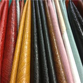 Superfine fiber reinforced PU leather 050