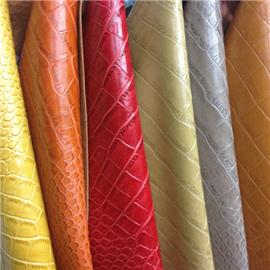 Superfine fiber reinforced PU leather 047