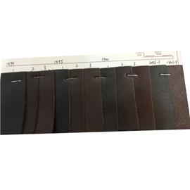 Superfine fiber reinforced PU leather 032