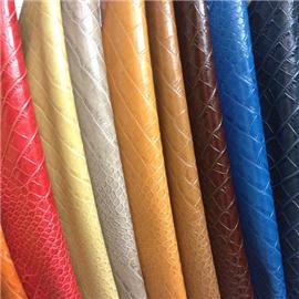 Superfine fiber reinforced PU leather 046