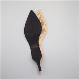 The soles of the soles of the soles