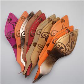 The soles of the soles of the soles.