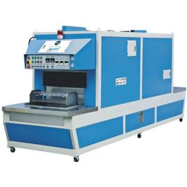 YS - 722 - a high efficiency, energy saving, vacuum vulcanizing machine