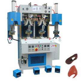 YS-681 two cold two hot heel setting machine