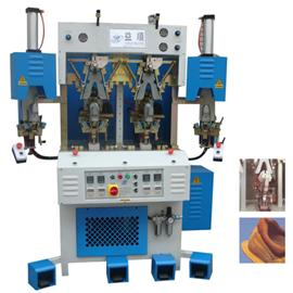 YS-682 two cold two heat eversion shoes heel setting machine