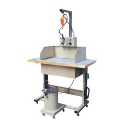 Water spray adhesive machine