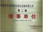 Guangdong Province Chamber of Commerce director unit of sewing equipment