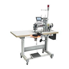 MLK-T55全自动包骨机 |智能花样缝纫机 |自动缝纫机