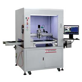 MLK-V5040 全自動視覺噴膠機 自動噴膠機 自動縫紉機