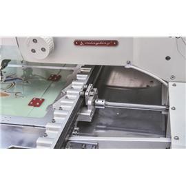 MLK-H6040D智能电脑花样缝纫机 (双头双针) |智能花样缝纫机 |自动缝纫机