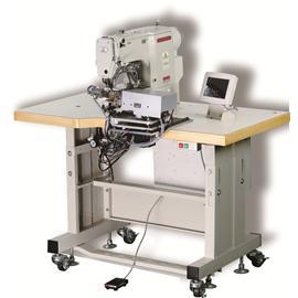 MLK-T33智能折缝织带机 自动缝纫机 电脑花样机