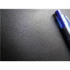 989纹二层湿法发泡贴膜牛皮黑色,二层牛皮低价批发,广东移膜革