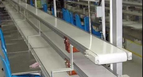 PU食品输送带既可提高输送能力,又可降低能耗!