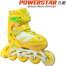 儿童轮滑鞋 力星 麦咭大眼睛 LX-620