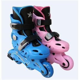 力星小海豚儿童轮滑鞋 LX-116