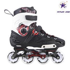 力星FO轮滑鞋 专业平花鞋 成年溜冰鞋