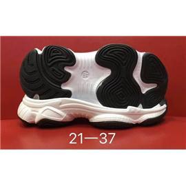 潮爆正品婴童段十大人段亲子装高能靓靴底,TPR,RB,EVA材质任君选择,22一31,26一37,21一37,39一45都有图片