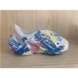 广州达兴童鞋爆款洞洞鞋:27一45码