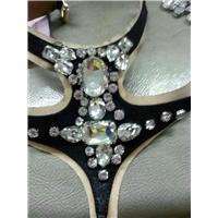 手工   花朵   鞋饰品图片