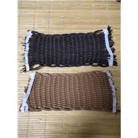 手工編織鞋面圖片