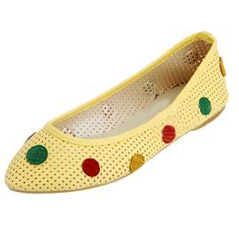 冲孔鞋子 014