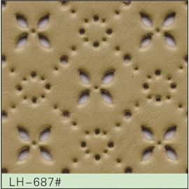 LH-687# 冲孔加工 鞋面冲孔 皮料冲孔