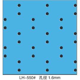 LH-550#冲孔加工图片
