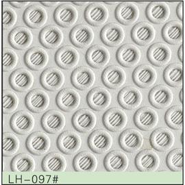 LH-097# 冲孔加工 鞋面冲孔 皮料冲孔