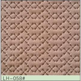 LH-058# 冲孔加工 鞋面冲孔 皮料冲孔