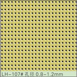 LH-107#孔径0.8-1.2mm 冲孔加工 鞋面冲孔 皮料冲孔