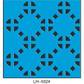 LH-552#冲孔加工图片
