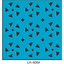 LH-606#冲孔加工图片