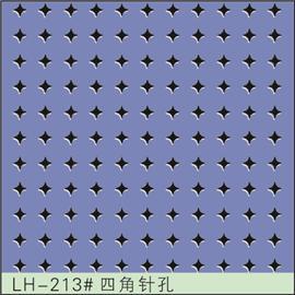 LH-213#四角针孔 冲孔加工 bet36体育在线投注面冲孔 皮料冲孔