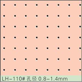 LH-110#孔径0.8-1.4mm 冲孔加工 鞋面冲孔 皮料冲孔